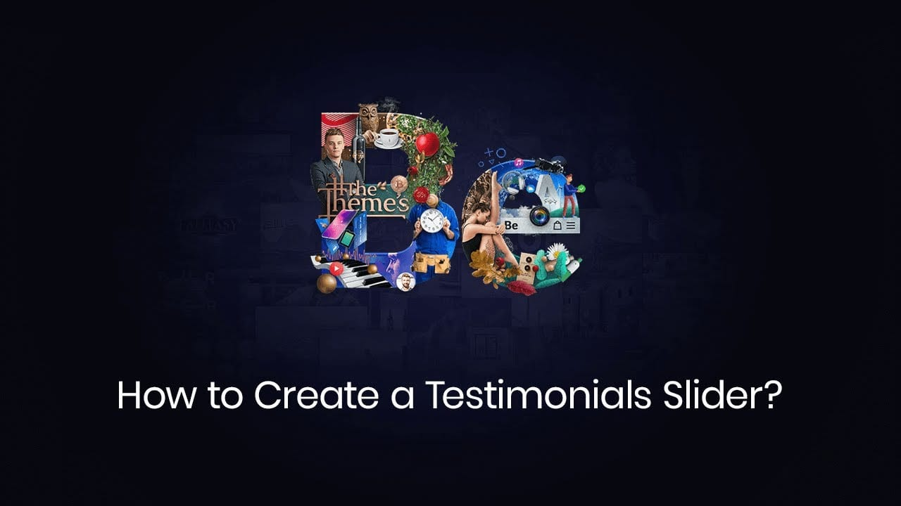 How to Create a Testimonials Slider?