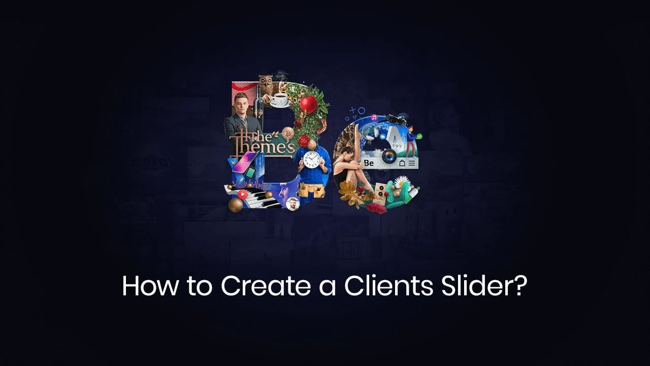 How to Create a Clients Slider?