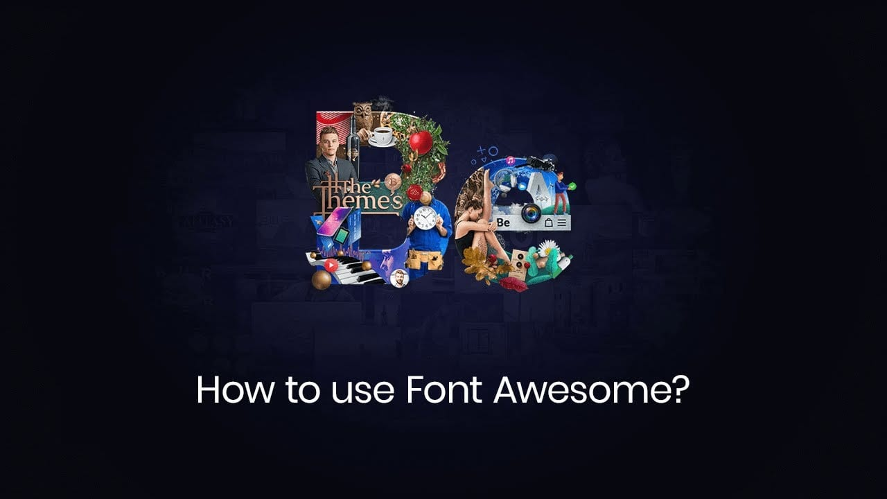 How to use Font Awesome?