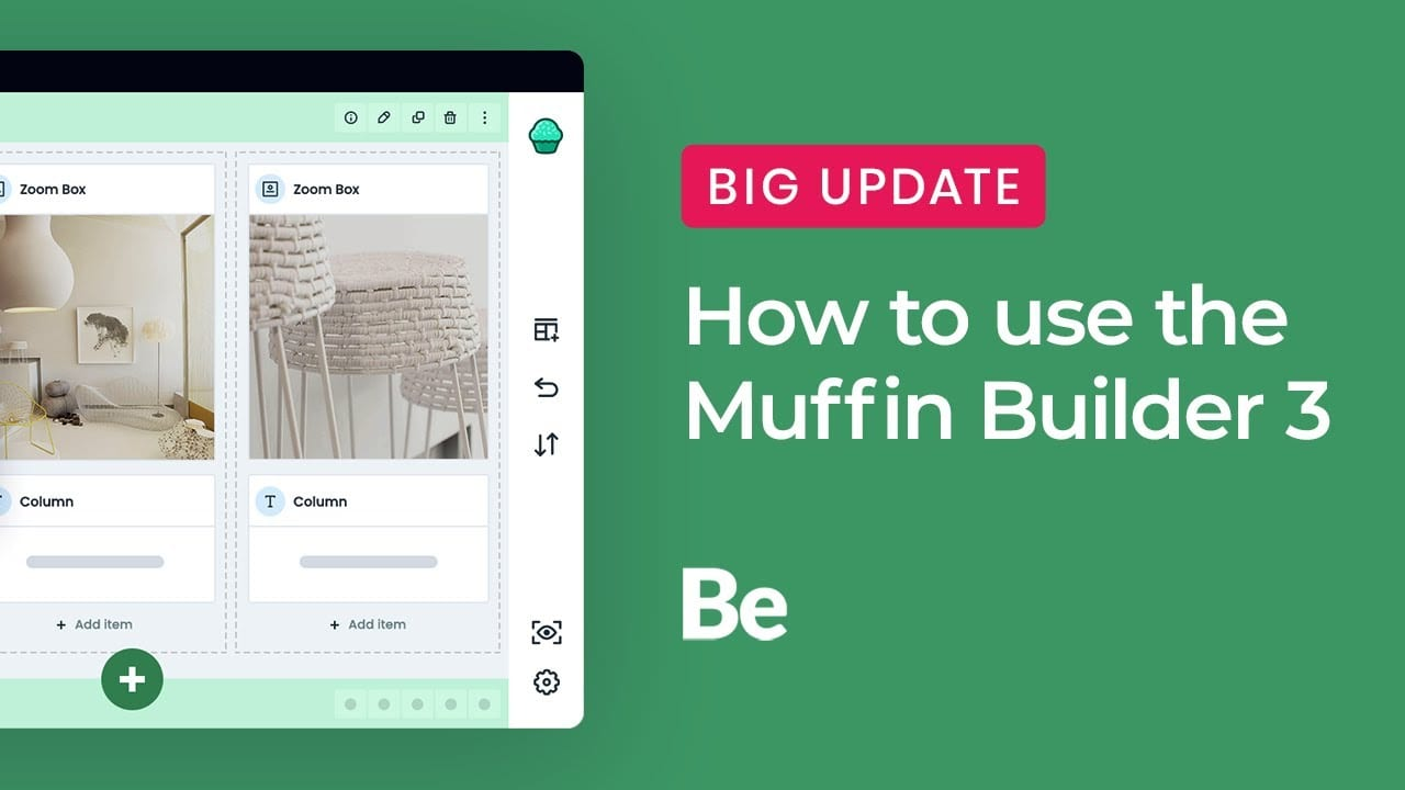 How to use the Muffin Builder 3?